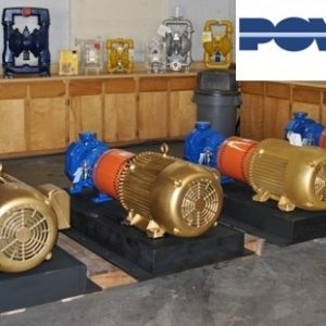 Goulds 3196 Centrifugal ANSI Pump Package