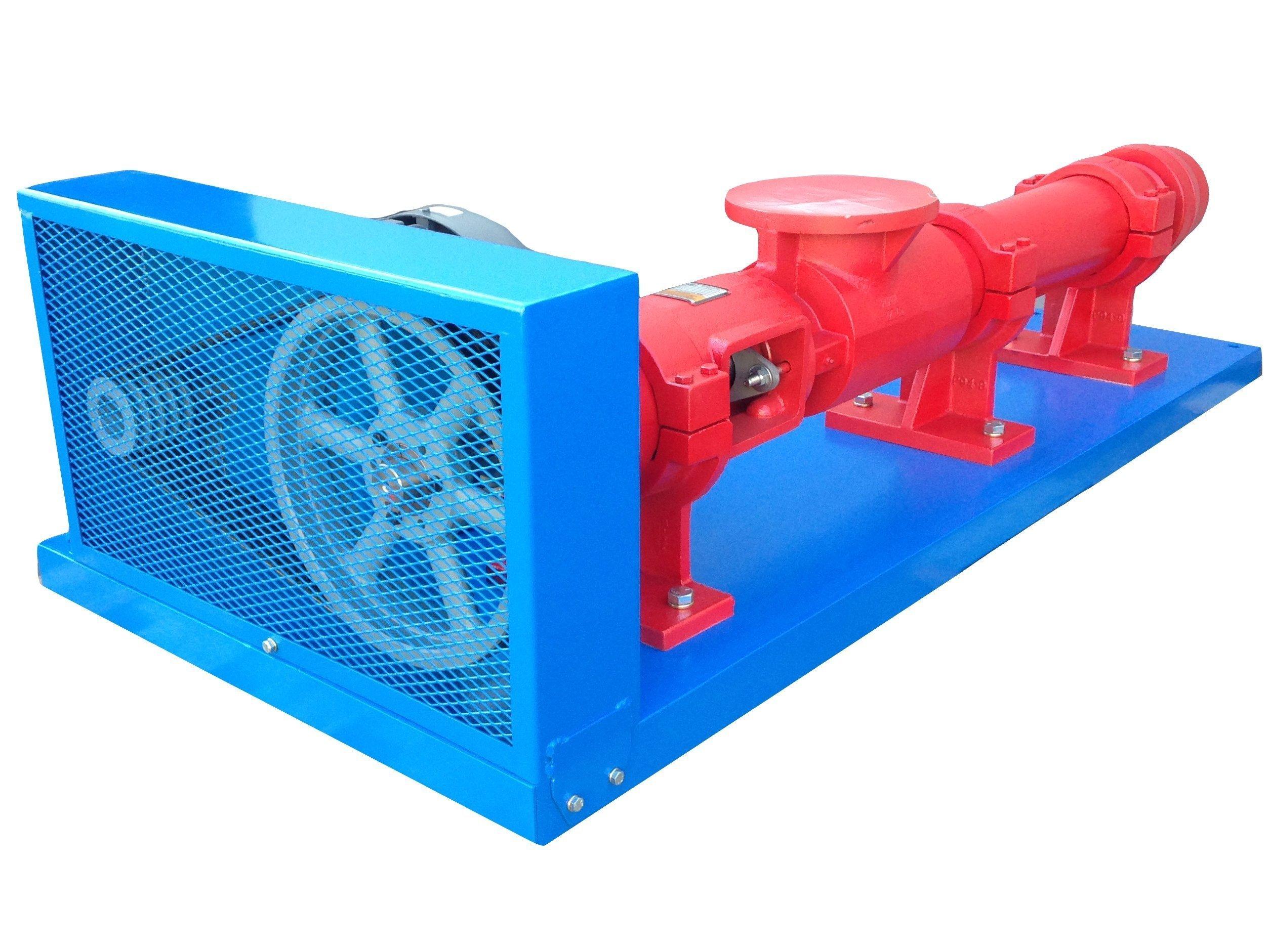 Pump and Motor Units