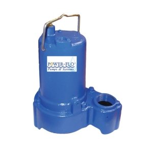 PF33 Submerisible Effluent/Sump Power-flo Pump