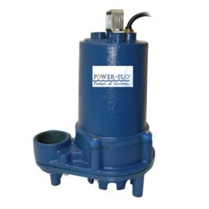 PFEV512 Submersible Effluent Power-flo Pump
