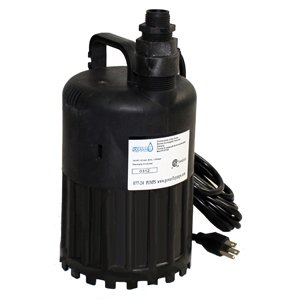 PFUT06 Portable Utility Power-flo Pump