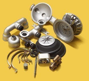 Industrial Pump Parts
