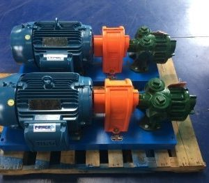 Roper Pump - 1F50 Gear Pump Package