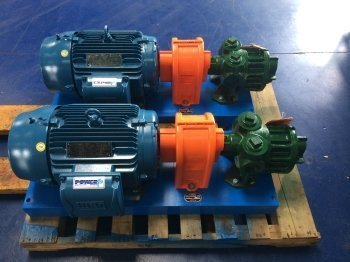 Roper Pump - 1F50 Gear Pump Package