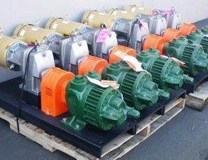 Roper Pump - 2F100 Gear Pump Package