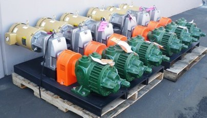 Roper Pump - 2F100 Gear Pump Package