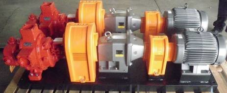 Roper Gear Pump Package