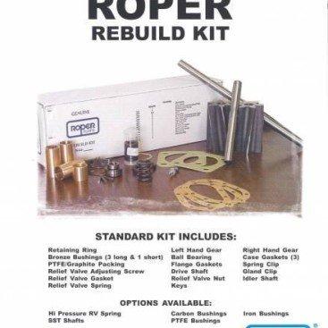 Roper 3611 Rebuild Kit with Bronze Bushings