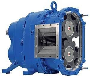 VX100Q - Rotary Lobe Pump