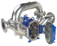 VX136QDM2 - Rotary Lobe Pump