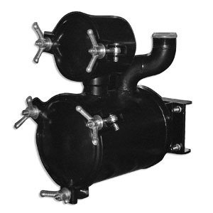 10-14 Gallon Horizontal Secondary Shutoff