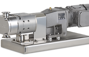 Rotary Lobe Pump Units