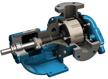Summit IGP Gear Pumps