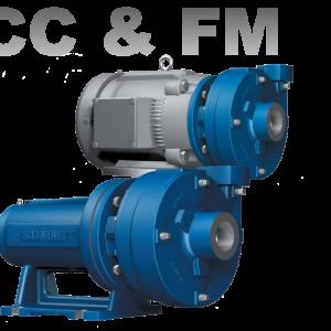 Summit CC End Suction Pumps