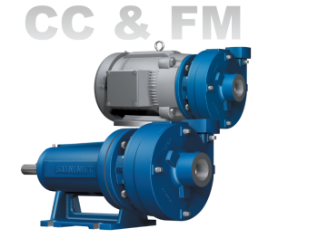 Summit CC End Suction Pumps